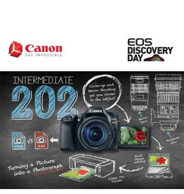 Canon Intermediate 202 Class Thursday, April 25th
