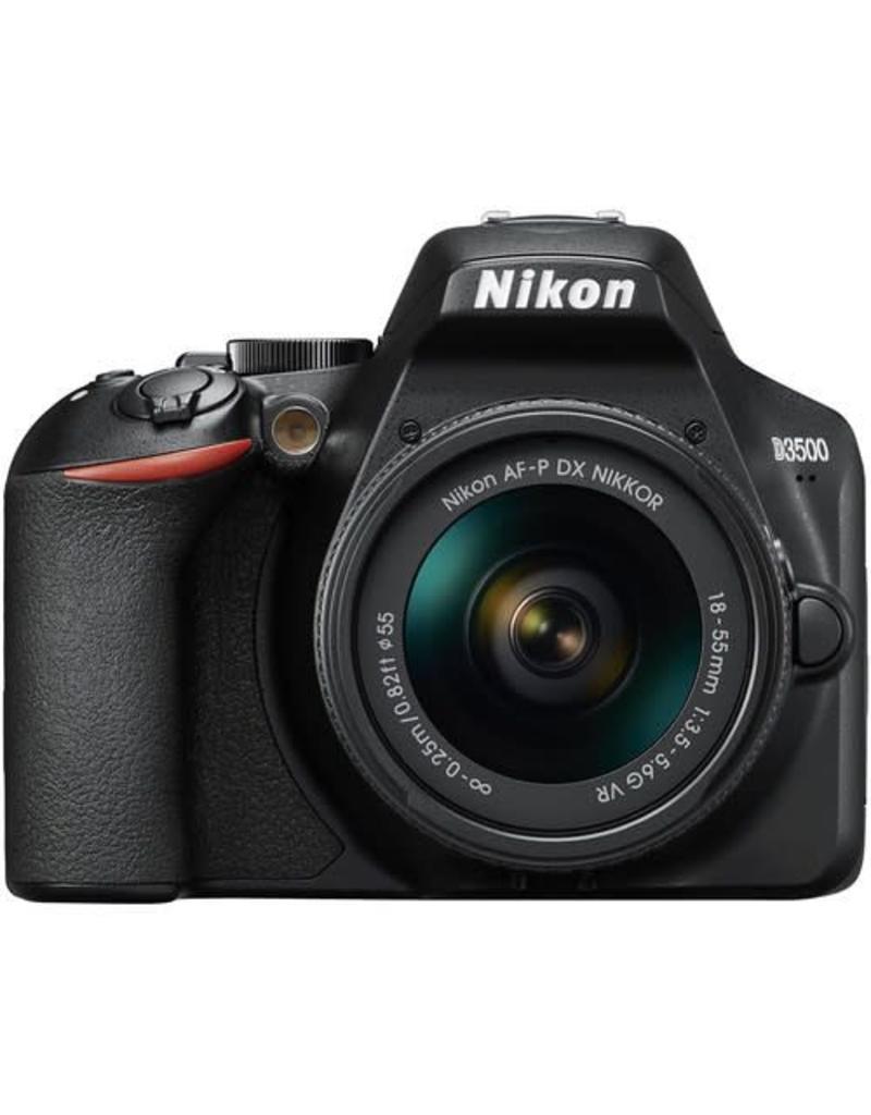 Nikon Nikon D3500 18-55m VR Black