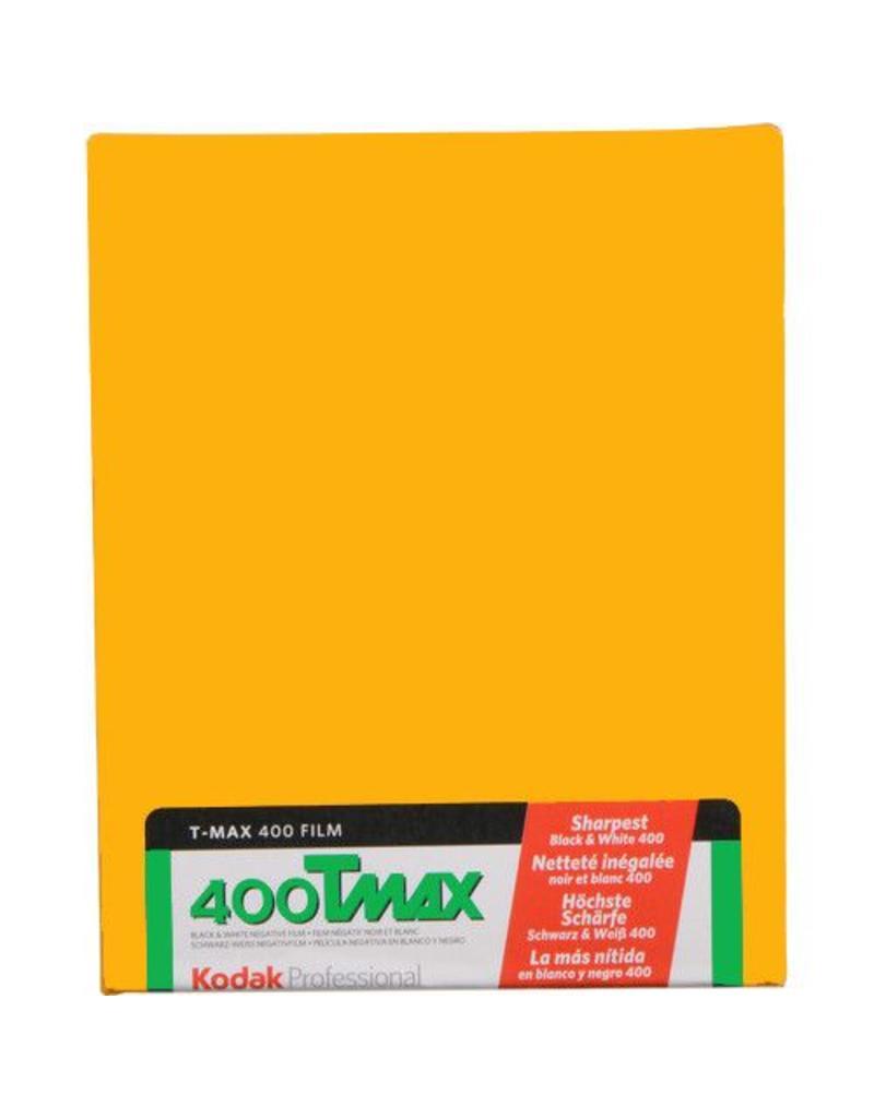 Kodak Kodak Tmax 400 4X5 Sheet 10 Pack