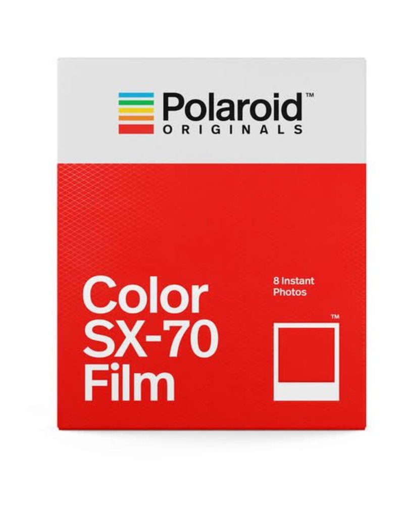 Polaroid Polaroid SX-70 Color Film