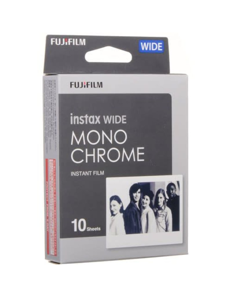 Fuji Fuji Instax Wide Monochrome Film 1-Pack