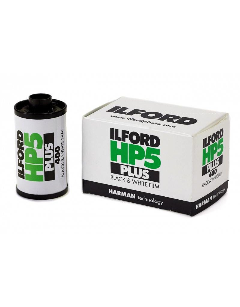 Ilford Ilford HP5 400 35mm 24 Exposure