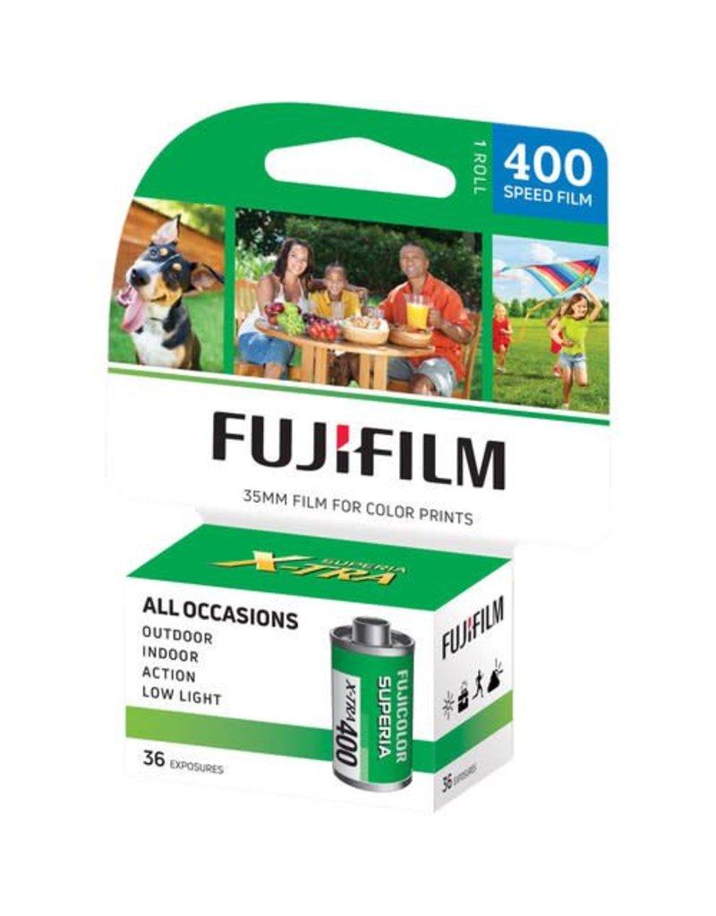 Fuji Fuji 400 Superia X-TRA 36 Exposure