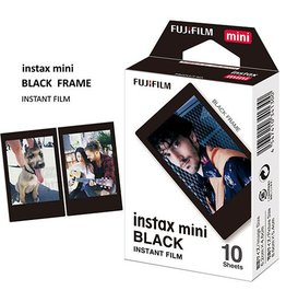 Fuji Fuji Instax Mini Black Frame Film 1-Pack
