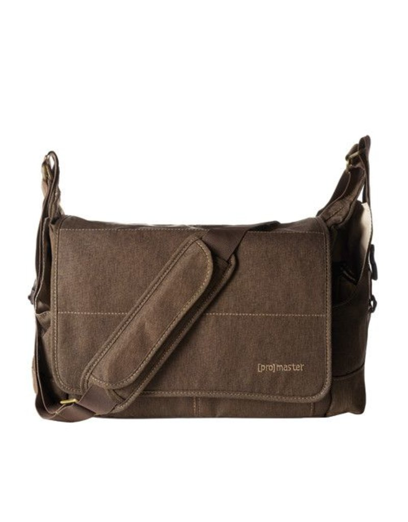 Promaster Promaster Cityscape 140 Courier Bag - Hazelnut Brown