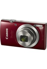 Canon PowerShot ELPH 180 Kit (Red)