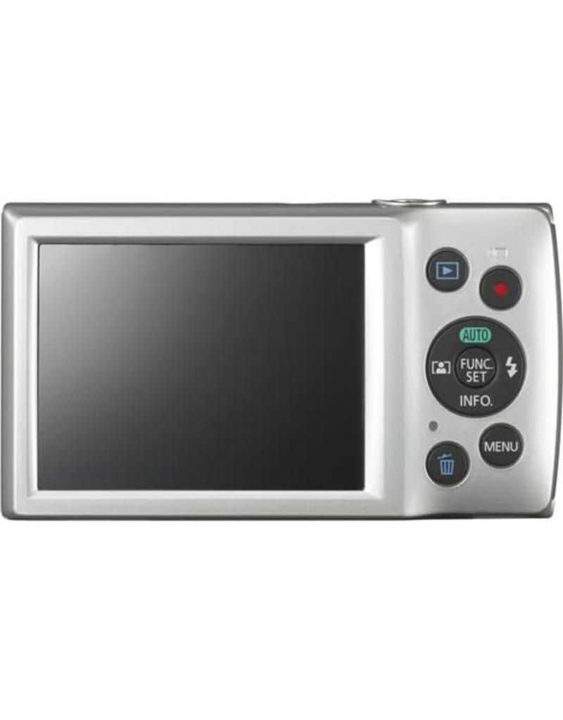 Canon PowerShot ELPH 180 IS Kit (Silver)