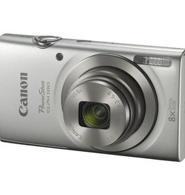 Canon PowerShot ELPH 180 IS Kit (Silver)