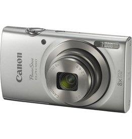 Canon PowerShot ELPH 190 IS Kit (Silver)