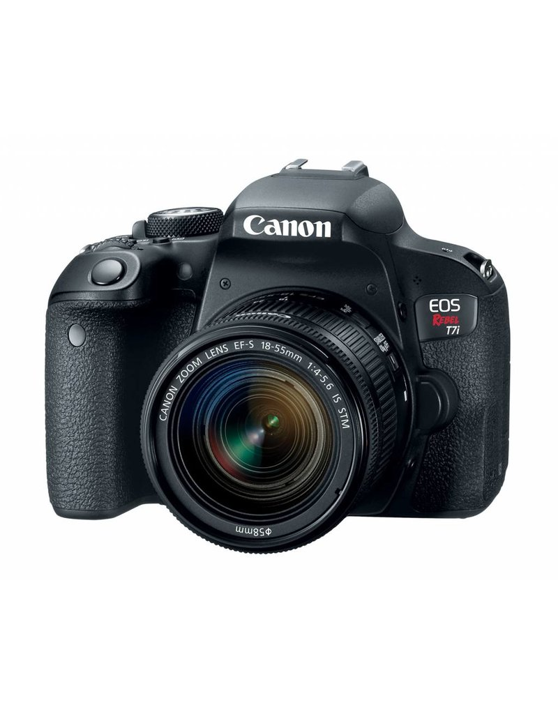 Canon Canon EOS Rebel T7i EF-S 18–55mm IS STM Kit