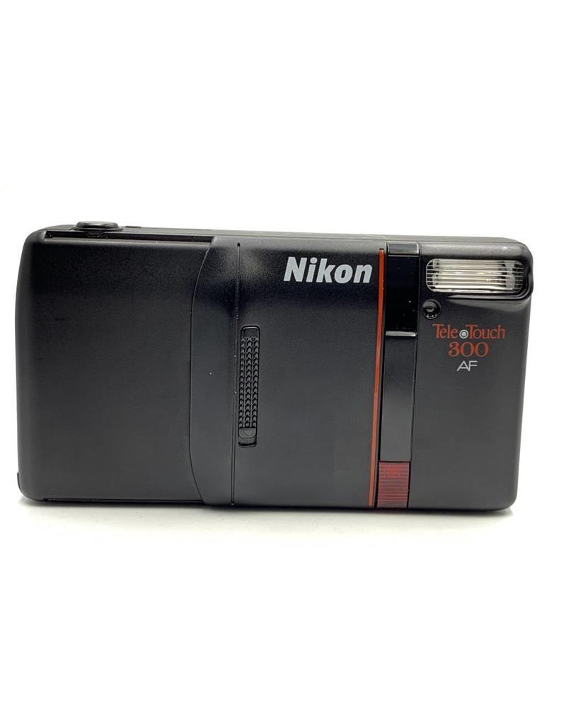 Nikon Nikon Tele Touch 300 35mm Film Camera