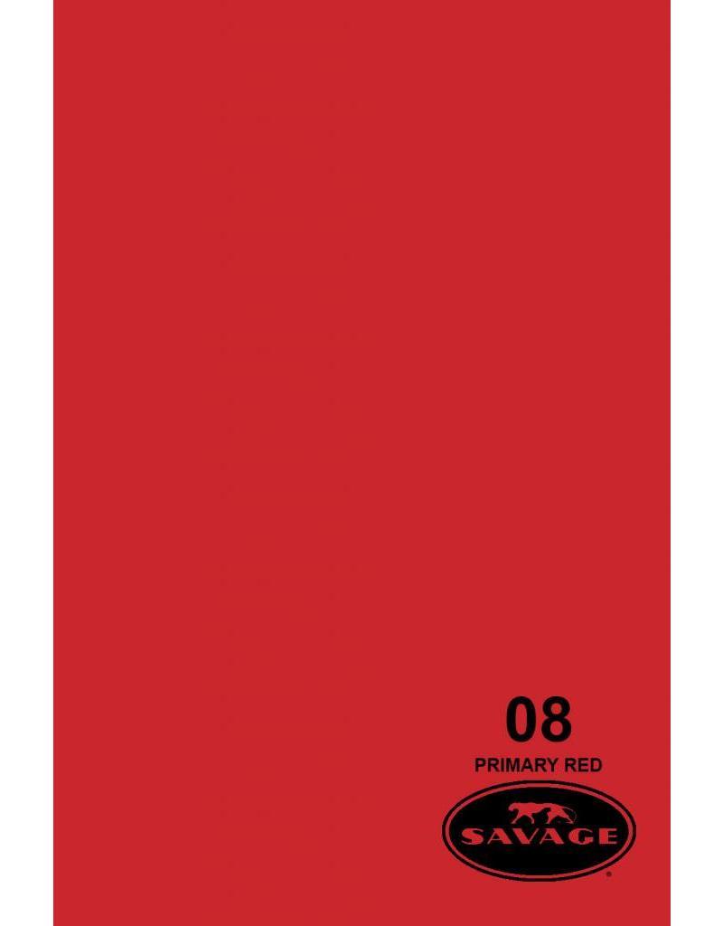 """Savage Savage 08 Primary Red 107"""""""