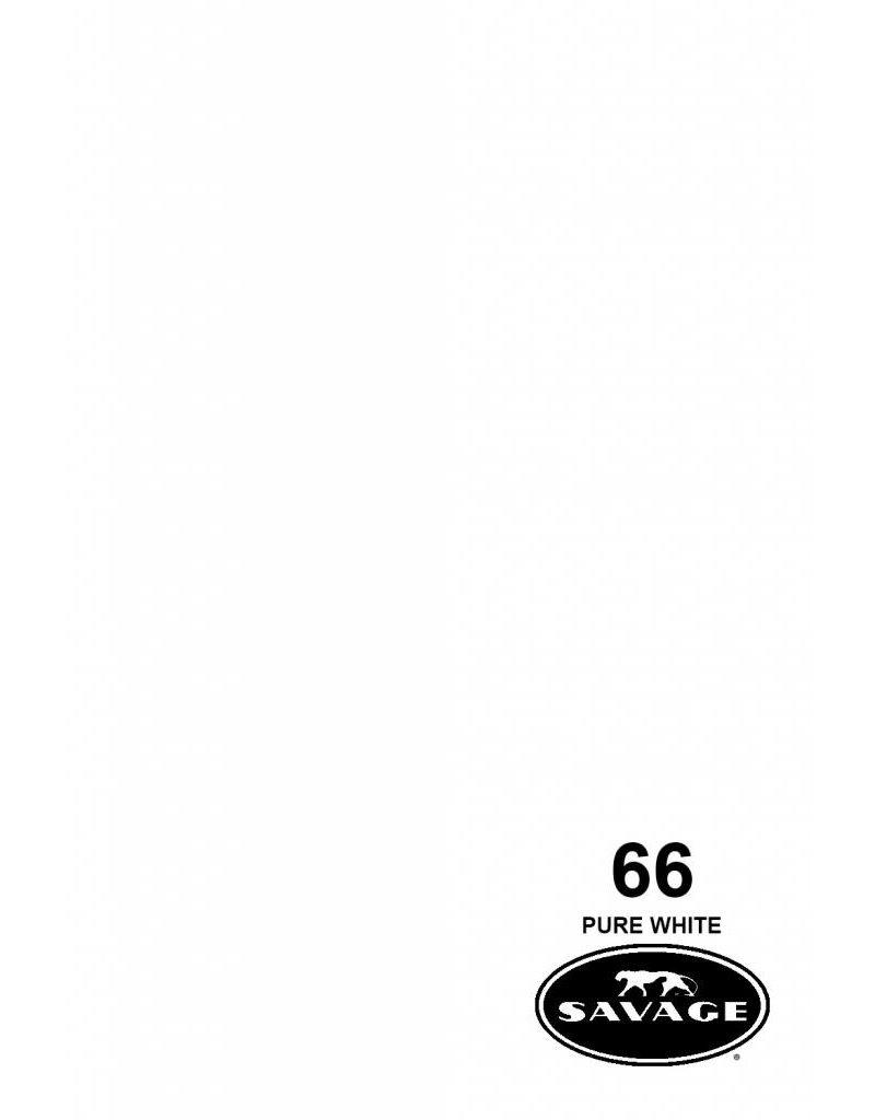 """Savage Savage 66 Pure White 53"""""""