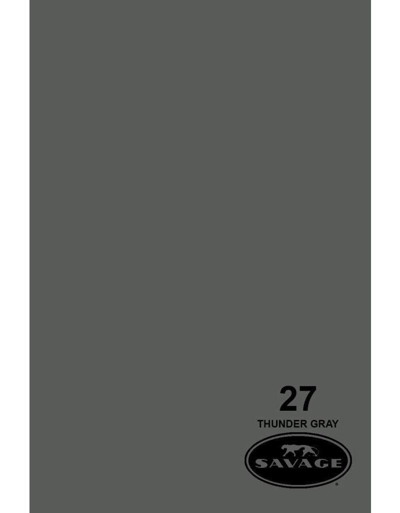 """Savage Savage 27 Thunder Gray 107"""""""