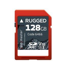Promaster Promaster SDXC 128GB Rugged UHS-I
