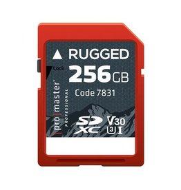 Promaster Promaster SDXC 256GB Rugged UHS-I