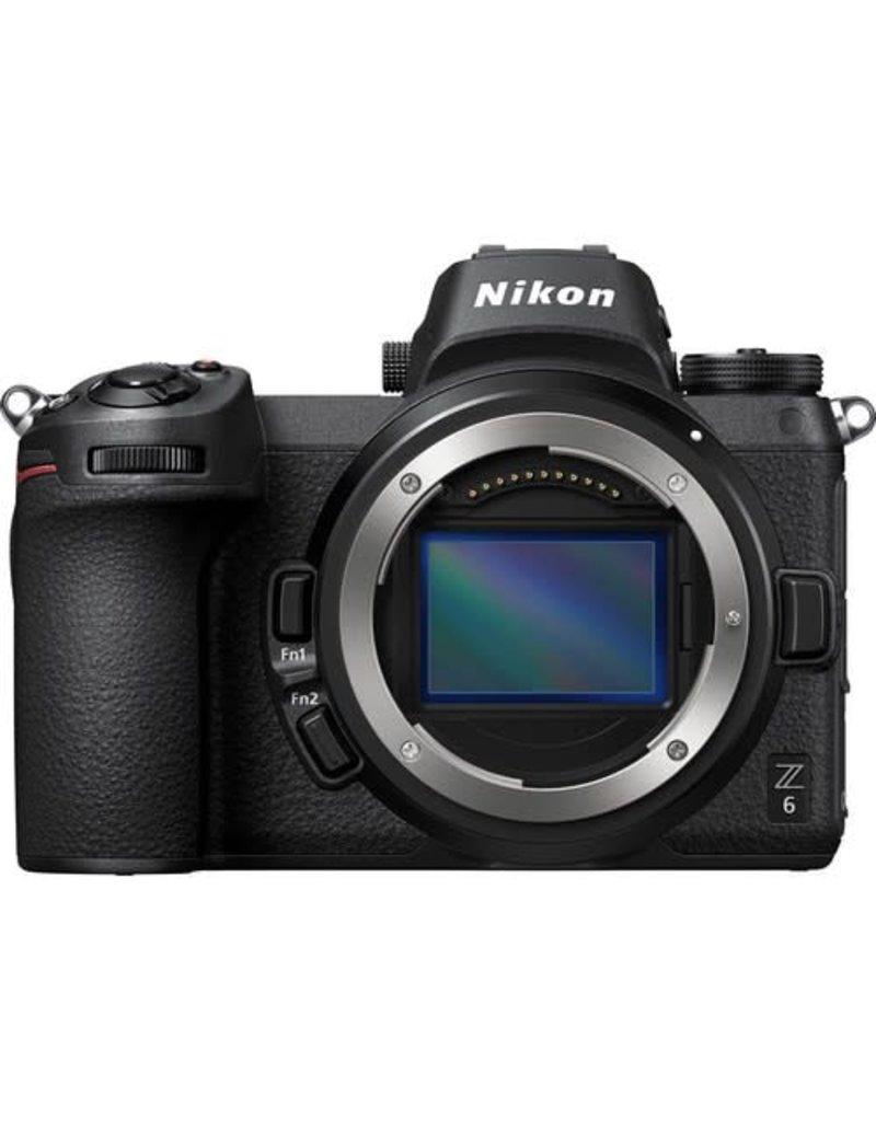 Nikon Nikon Z6 FX-format Mirrorless Camera Body