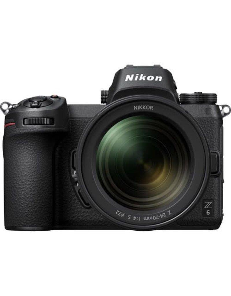 Nikon Nikon Z6 FX-Camera Body w/Z 24-70mm f/4 S