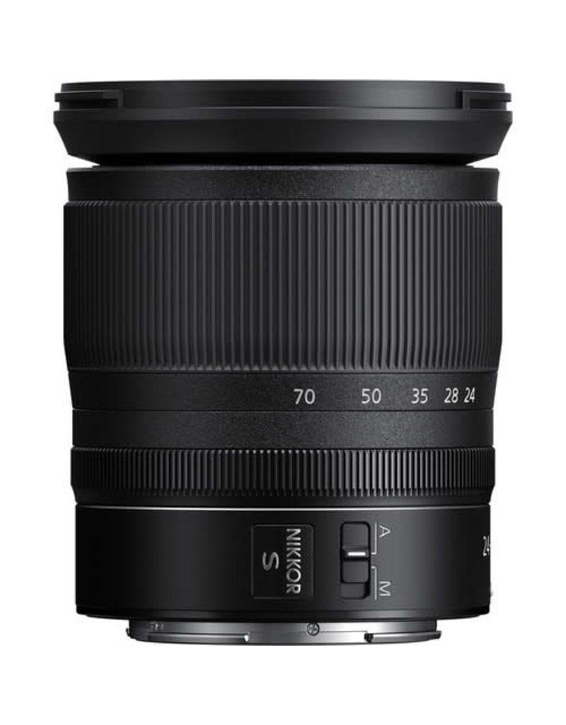 Nikon Nikon Z 24-70mm f/4S