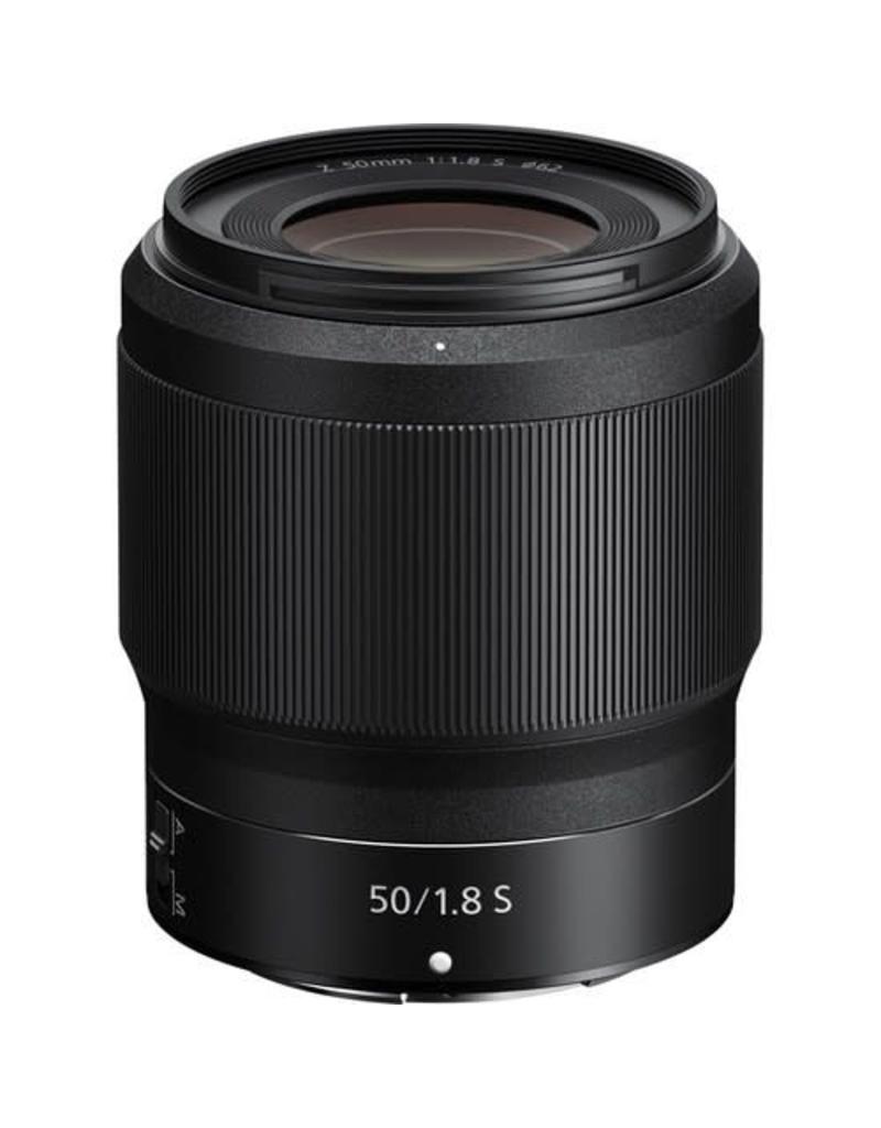 Nikon Nikon Z 50mm f/1.8S