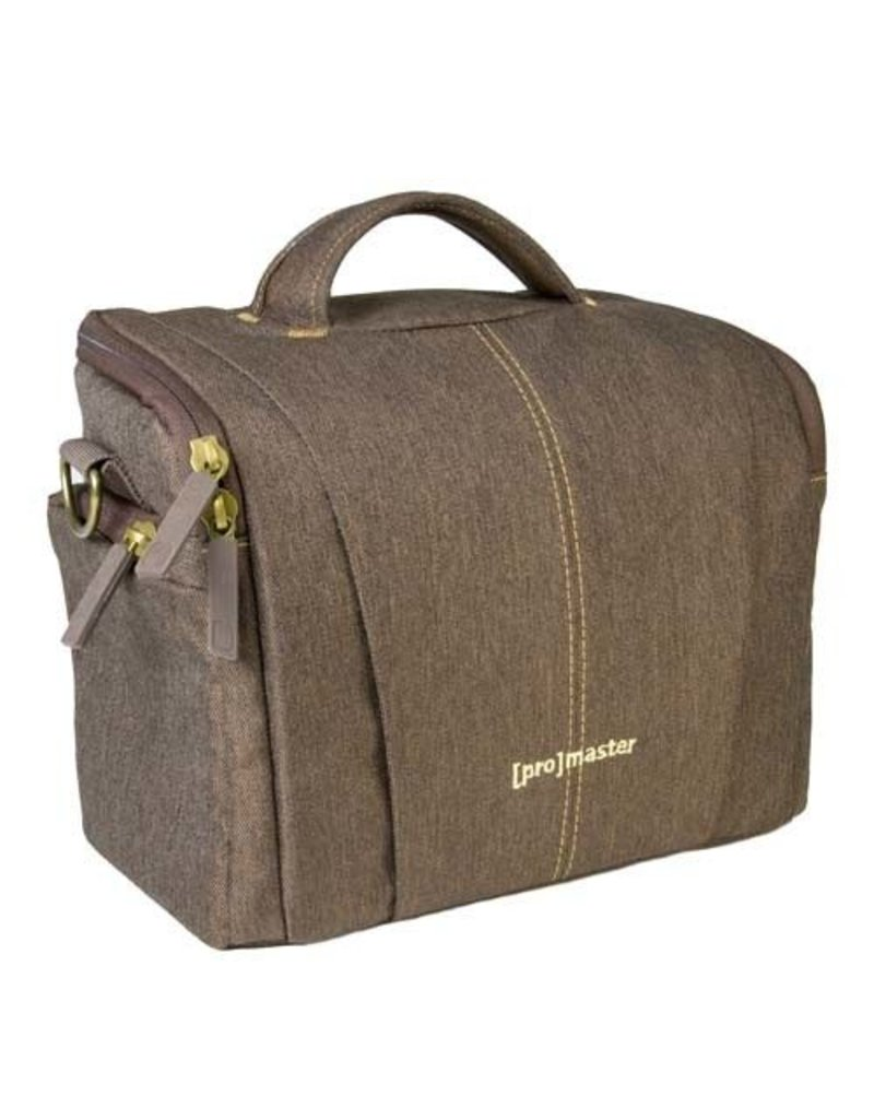 Promaster Promaster Cityscape 30 Shoulder Bag - Hazelnut Brown