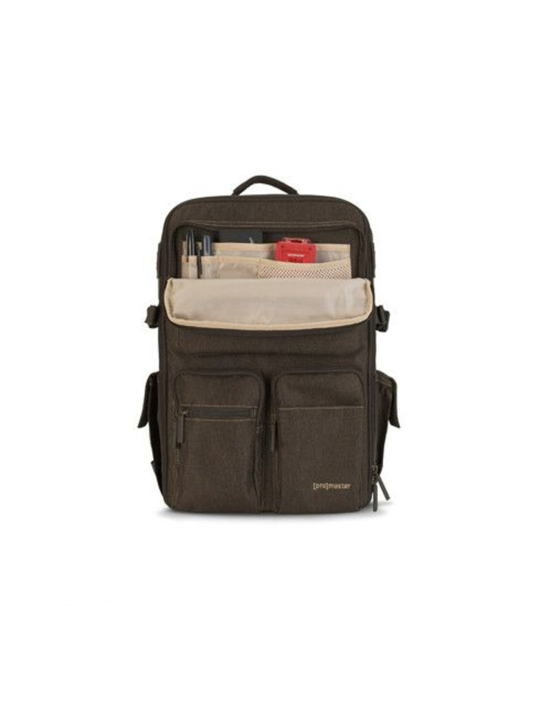 Promaster Promaster Cityscape 70 Backpack - Hazelnut Brown