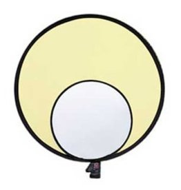 Promaster Promaster REFLECTOR-SOFT GOLD/WHITE-22""