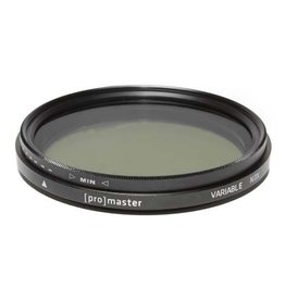 Promaster Promaster 62mm Variable ND - Digital HGX