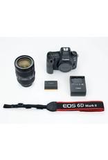 Canon Canon EOS 6D Mark II EF 24–105mm IS II USM Kit