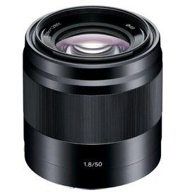 Sony Sony SEL 50mm F/1.8 Black