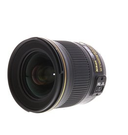 Nikon Nikon 24mm f1.8 G ED