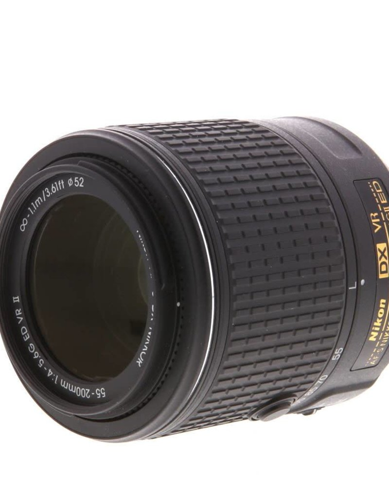 Nikon Nikon 55-200mm VR II