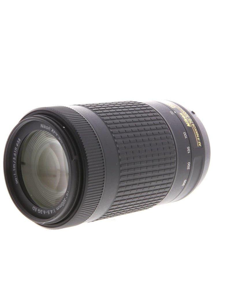 Nikon Nikon AF-P DX 70-300 F4.5-6.3 G ED