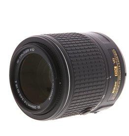 Nikon Nikon AF-S 55-200 DX ED