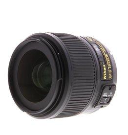 Nikon Nikon AF-S Nikkor 35mm f1.8G  DX