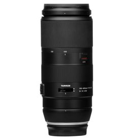 Tamron $25.00 Bonus Mail-In Rebate  Tamron 100-400 F4.5 DI VC Canon