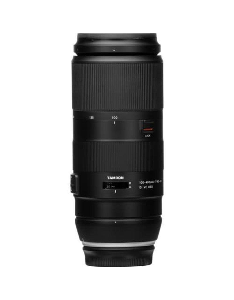 Tamron Tamron 100-400 F4.5 DI VC Canon