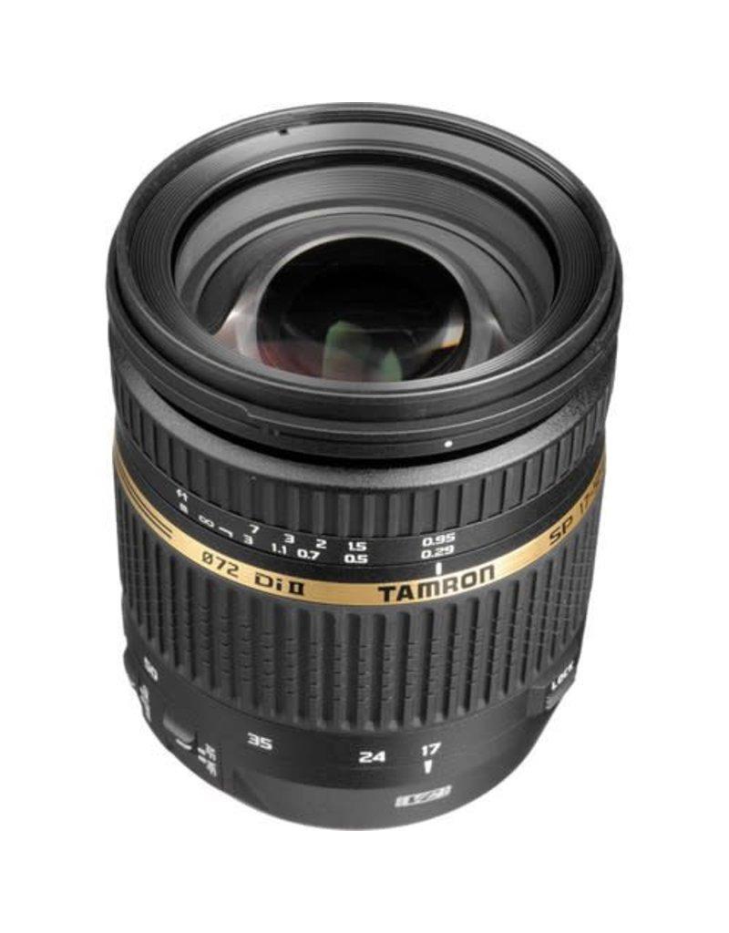 Tamron Tamron 17-50mm f2.8  VC Canon