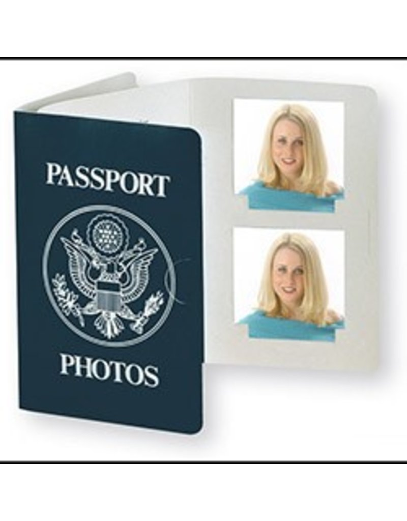 Passport Photos Extra Set United Sates