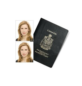 Passport Photos Extra Set International