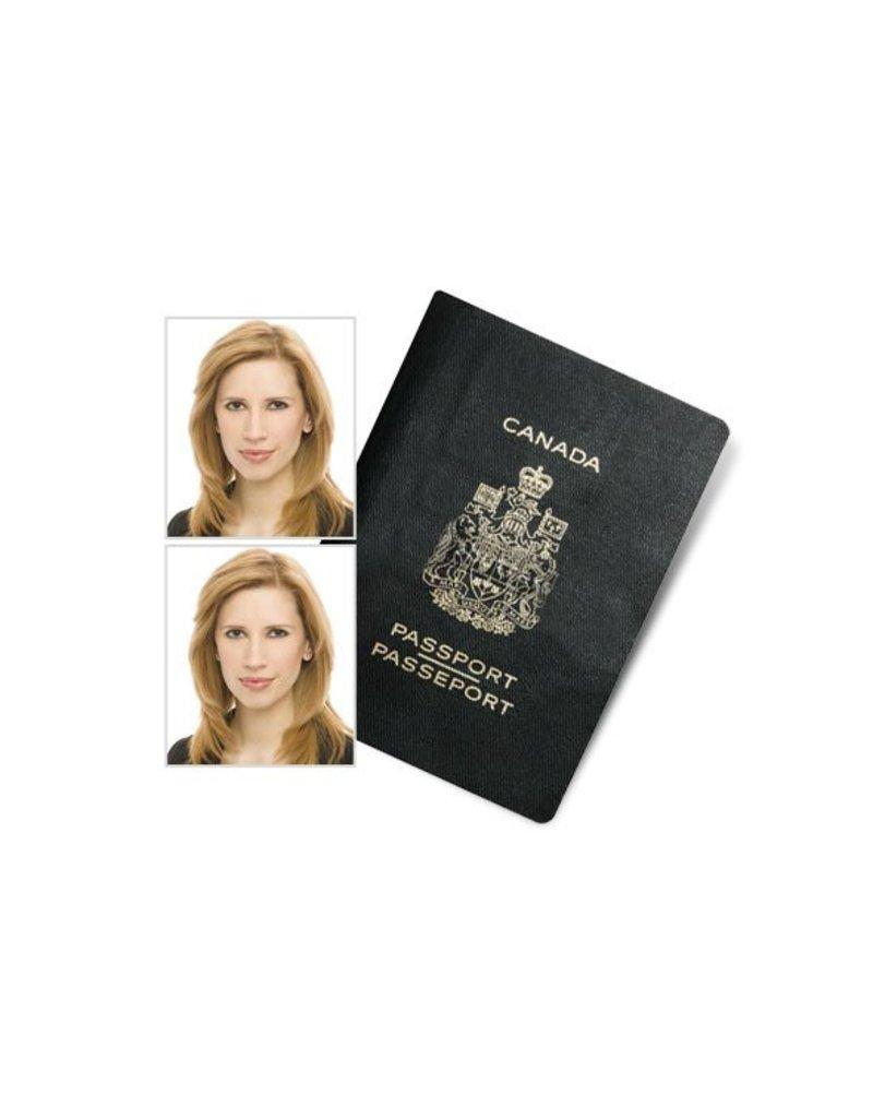 Passport Photos Extra Set International
