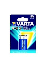 Varta 9 volt High Energy