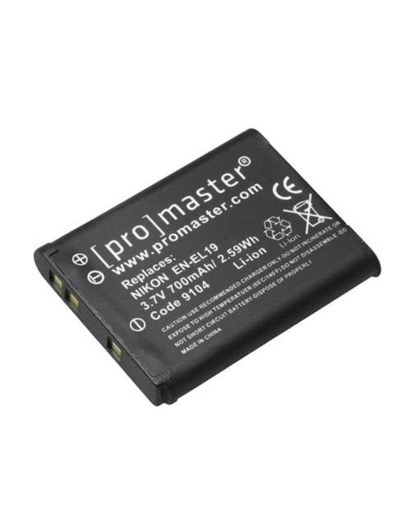 Promaster Promaster EN-EL19 For Nikon