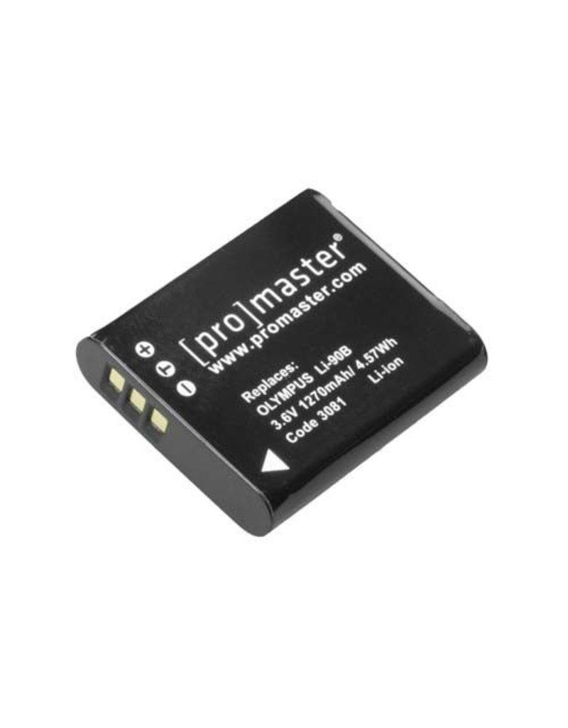 Promaster Promaster LI-90B For Olympus