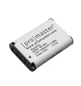 Promaster Promaster NP-BX1 For Sony