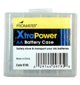 Promaster XtraPower AA Battery Case