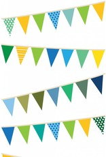 """Savage Savage 53""""x18' Party Banners"""