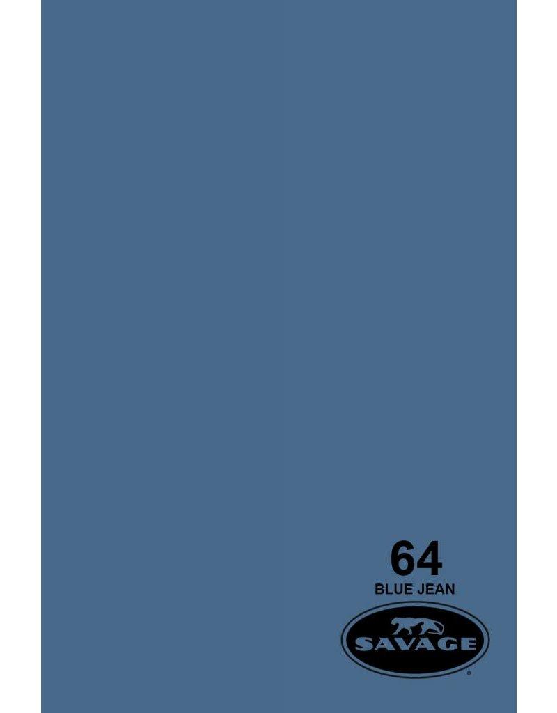"""Savage Savage 64 Blue Jean 107"""""""