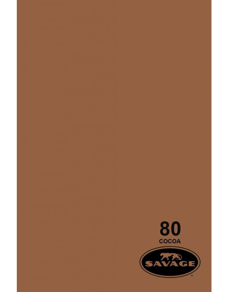 "Savage Savage 80 CoCoa  53"" SP67"