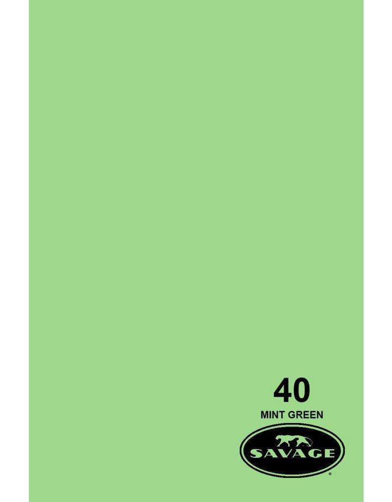 "Savage Savage 40 Mint Green 53"""